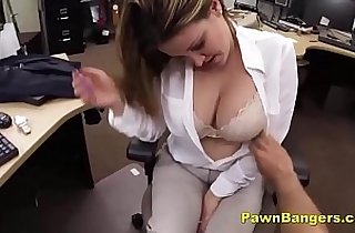Big Titty Mom Sells Her Tits Pussy For Cash