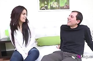 A preppie girl from cordoba and a candidate to porn performer will meet and fuck in a new blind date