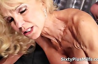 SixtyPlusMilfs Mature Slut Jumped on a Fat Dick