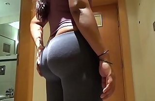 Big Ass Indian MILF Hardcore XXX Fuck In Bathroom