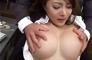 Mei Sawai with tits fucked in beaver
