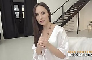 Lilu Moon Brunette Babe Loves This Dick