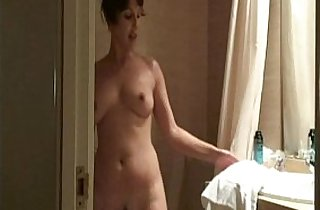 Sex with stranger in the hotel room