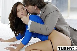 TUSHY First time ever Anal For Hot Wife Whitney Westgate