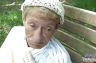Old Young Teen Gold Digger Anal Sex With Wrinkled Old Man Doggystyle