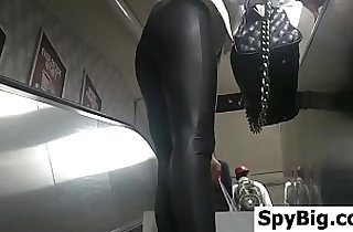 blonde, heels, public place, skinny fucked, spycam, web cams