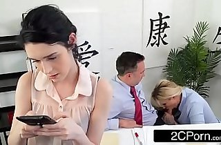 Busty Office Milf Ryan Conner Gets Fucked in The Ass