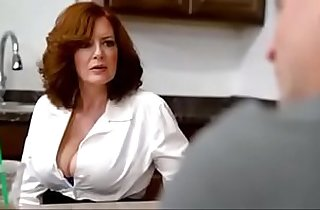 Andi James In arrangement with two sexy step mom