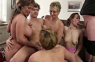 A very close family especially when it comes to fucking
