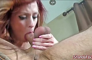 Shanda Fay Wants To Suck Your big Cock!