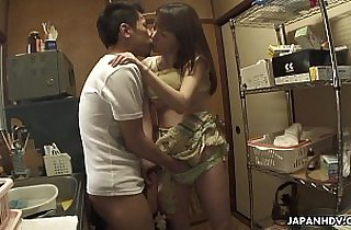 Cheating hot wife sucking off a big fat dick