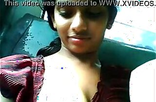 telugu girl in public place