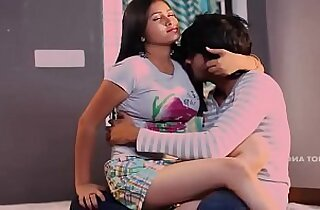 Indian Hot Romantic Pinky Bhabhi Sex With His Boyfriend in VIllage