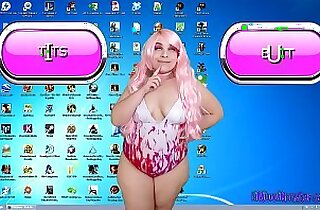 Your virtual AI SLUT Kiwwi is here to follow your every command! I will be really exploring your screen today and showing you all my pixels, even the pink ones.